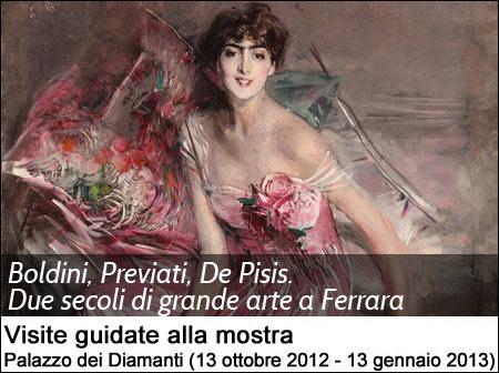 Boldini, Previati, De Pisis