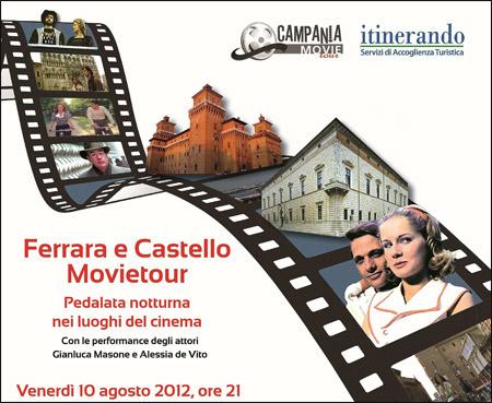 Ferrara e Castello Movietour
